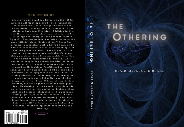 """""""THE OTHERING"""" NOVEL FIRST EDITION/SECOND PRINTING $19.99"""