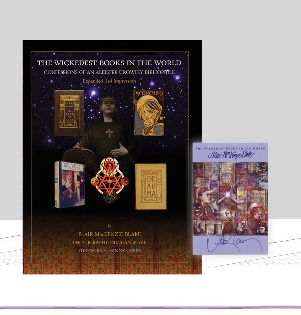 "LAST CHANCE TO BUY ""THE WICKEDEST BOOK"" FOR $33.00"