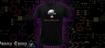 PSILICON VALLEY – THINK DIFFERENTLY TEE RE-STOCKED