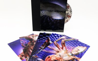 TOOL EXPANDED BOOK EDITION OF FEAR INOCULUM