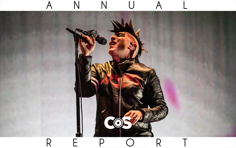 TOOL COS 2019 BAND OF THE YEAR
