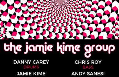 """REMINDER: DANNY WITH JAMIE KIME BAND AT THE 'TATOR"""""""