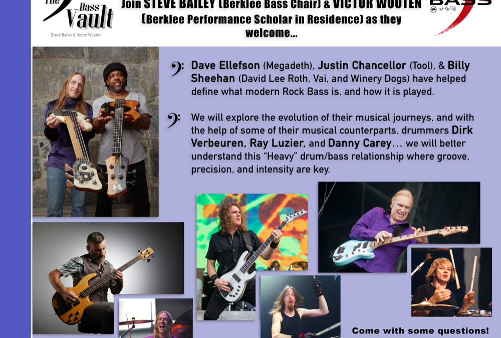 DANNY AND JUSTIN ON BERKLEE WEBINAR THURSDAY APRIL 16