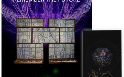 DANNY CAREY'S SYNTH PROJECT BOOK