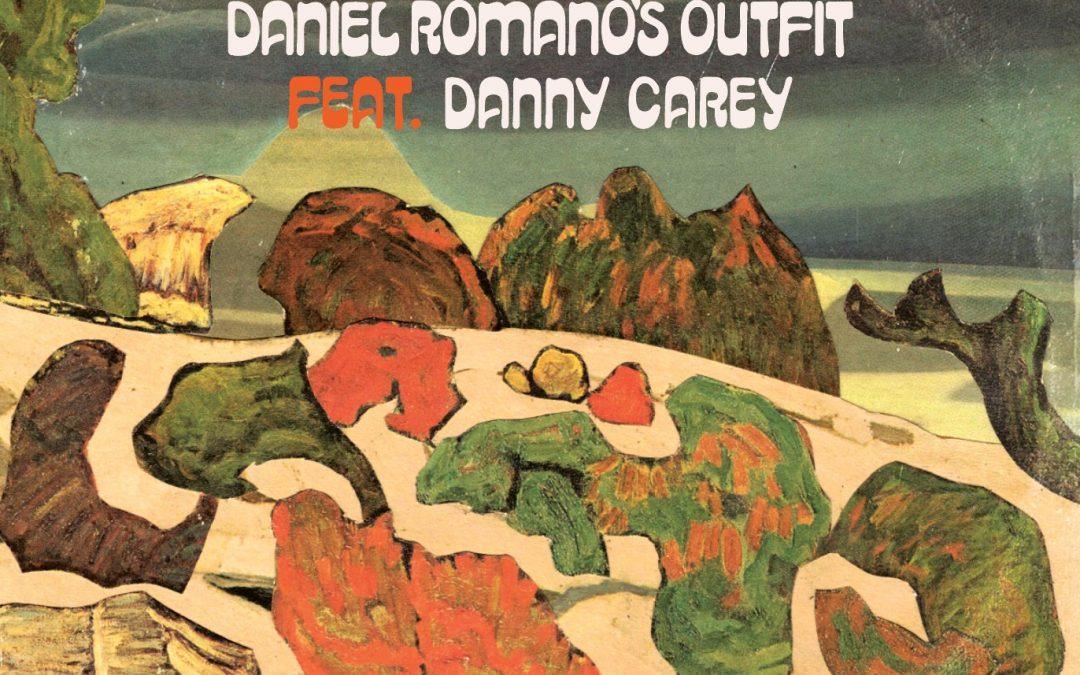 DANNY FEATURED ON DANIEL ROMANO'S OUTFIT ALBUM