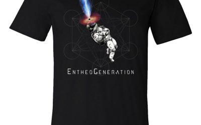 NEW DANNY TEE: ENTHEOGENERATION
