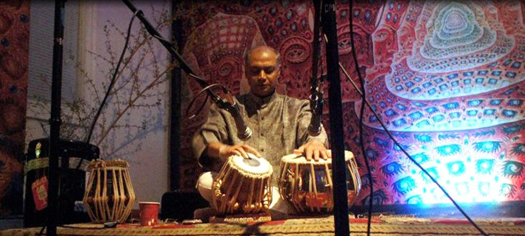 WHAT BETTER TIME TO LEARN THE TABLA?