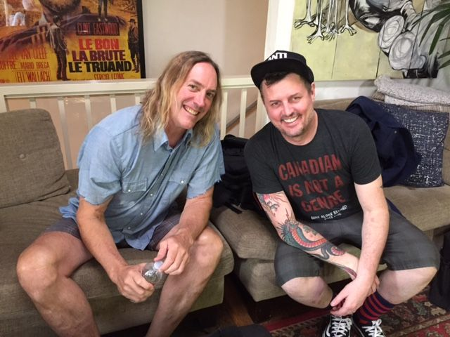 OUR FRIEND JIMMY HAYWARD COULD USE SOME HELP